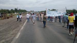 Llamamiento 17 de Agosto: continúa la Caravana hacia la Capital del Chaco