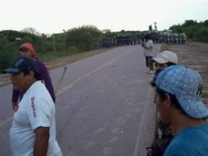 Pampa del Indio, Chaco: ¡¡exijamos la inmediata liberación de los detenidos!!!