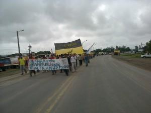 El sábado 22 de marzo desde todo nuestro país a Resistencia, Chaco.