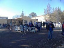Campo Santo (Salta): trabajadores del ingenio San Isidro paran por tiempo indeterminado y se enfrentan a las fuerzas represivas