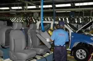 Toyota y el gobierno al servicio de los monopolios
