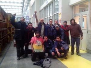 Histórico triunfo de los obreros de GESTAMP