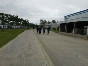 Ante la ocupación militar en la fábrica Gestamp, retomar la iniciativa