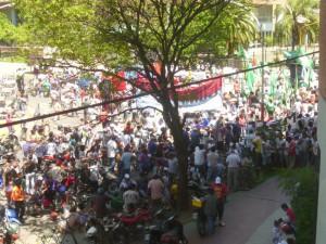 Chaco: los trabajadores y el pueblo frente a una disyuntiva