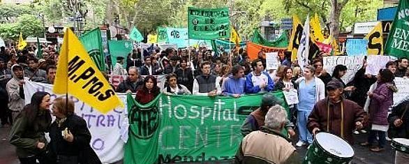 Mendoza: los trabajadores estatales y la lucha desde los organismos públicos