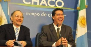 Chaco: Capitanich y Basileff, dos caras de una misma moneda