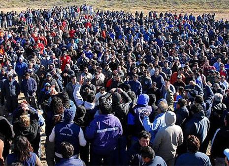 Bonificación de fin de año: la conquista de los trabajadores petroleros que se extienda a todos los trabajadores