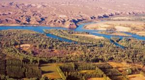 La geografía actual del Alto Valle