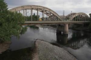 En la confluencia de los ríos, el agua es escasa y está contaminada