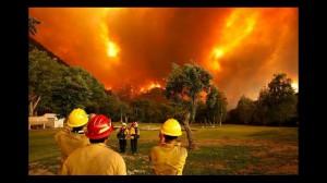 Fuego y destrucción en Chubut: detrás, los negocios inmobiliarios