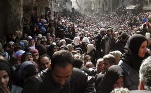Yarmuk: Palestinos entre dos fuegos