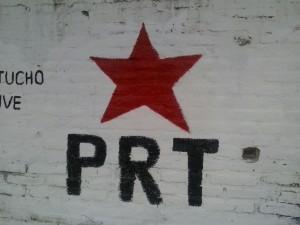 Mayo de 2015, mes del 50 aniversario del PRT