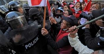 Alzamiento en Bolivia