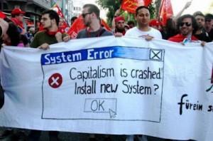 Aunque mientan, el capitalismo no tiene arreglo