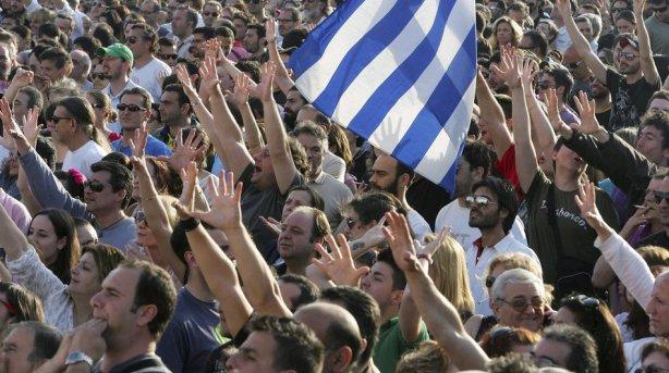 Grecia: el reformismo y la democracia burguesa al desnudo