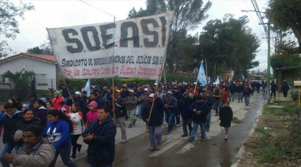 Ingenio San Isidro: cuando la movilización y la lucha dicen presente