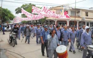 Obreros de la industria azucarera: la dignidad hecha bandera