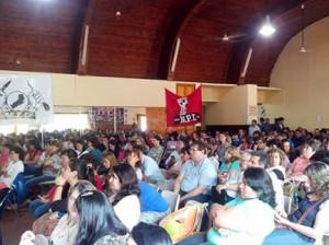 Congreso Pedagógico en Misiones: docentes, campesinos, tareferos discuten la educación