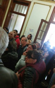 URGENTE: Lomas de Zamora, toma del Consejo Escolar