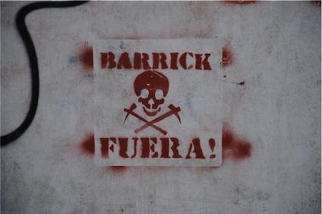 Los trabajadores de la Barrick dicen lo suyo