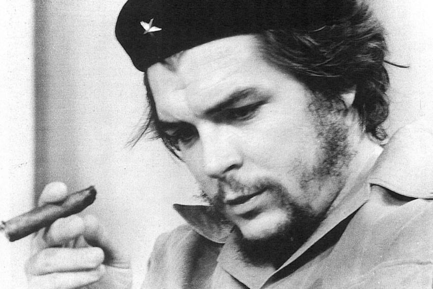 """Ernesto Guevara: """"¡Hagamos la revolución!"""""""