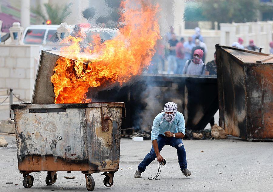 Arranca la tercera intifada