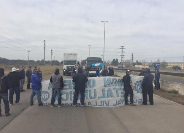 Comunicado de los trabajadores de Tubhier (San Luis)