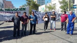 Los choferes del Castro Rendón se organizan por sus derechos y los de los pacientes