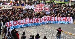 Chile: la educación del pueblo sigue siendo una materia pendiente