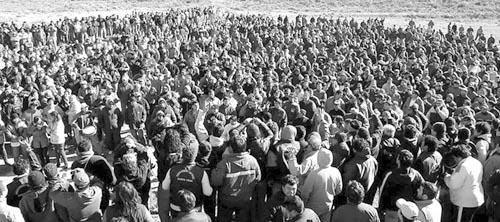 La lucha por el aumento de la masa salarial implica unidad de todos los trabajadores