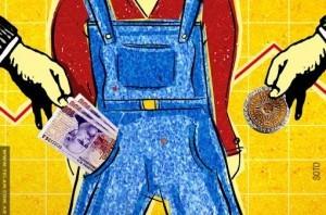 Salarios: entre la devaluación permanente y el chantaje de los despidos