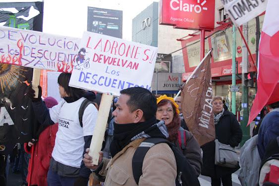 Estatales de Lomas de Zamora hicieron retroceder al gobierno