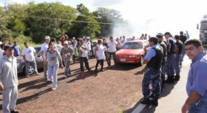 Quitilipi (Chaco): se sale a pelear y a exigir lo que nos corresponde