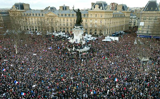 El fantasma del mayo parisino del '68