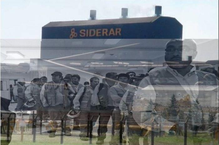 SIDERAR: que la crisis la paguen los monopolios