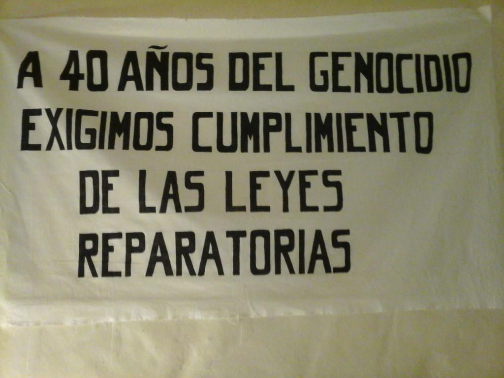Miércoles 8 de junio: nueva movilización de ex presos y víctimas del terrorismo de Estado