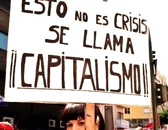 """La crisis estructural capitalista amenaza """"llevarse puesto"""" al planeta entero"""