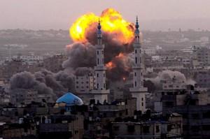 El fascismo israelí y su política de exterminio y genocidio del pueblo palestino