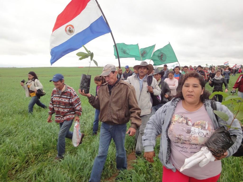 Masacre de Curuguaty- Marina Kue ¡pueblo Mba'e!