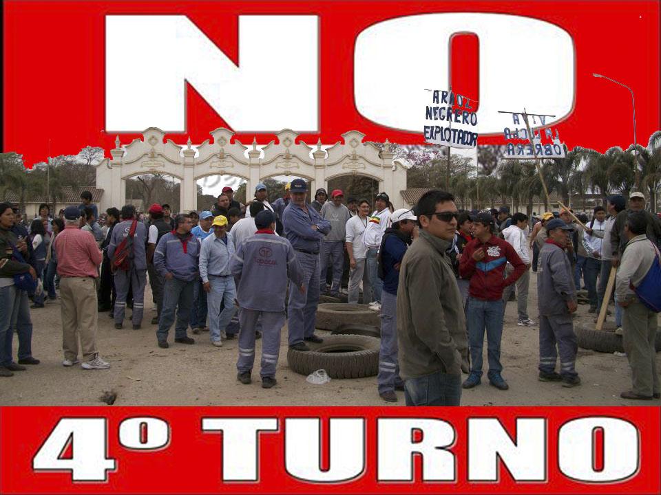 El Tabacal: una lucha por los intereses de todos los trabajadores