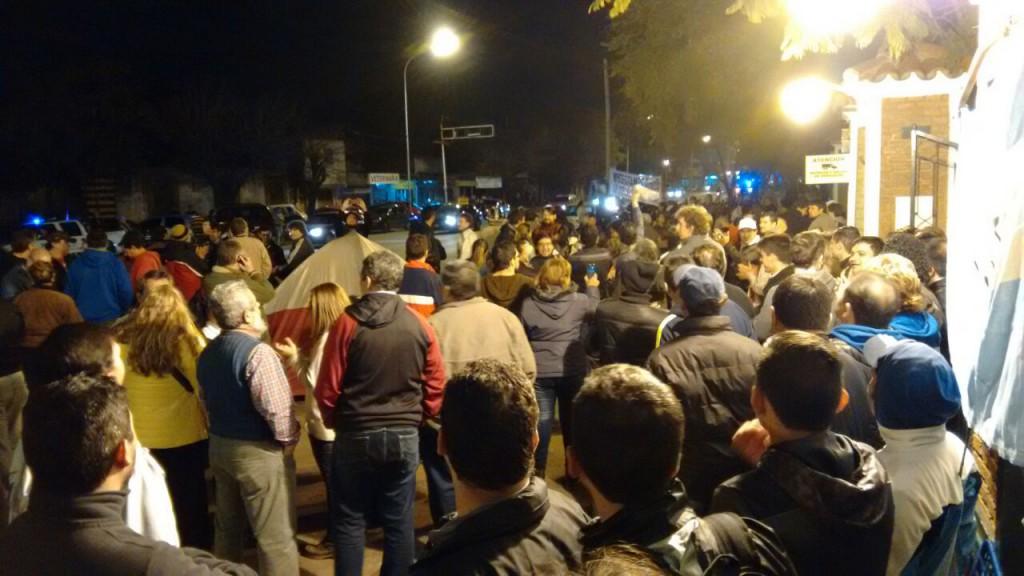 Corrientes: histórica huelga en la textil Tipoití