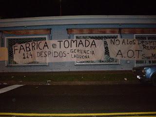 "El ""techo"" de la lucha sindical ""a secas"""