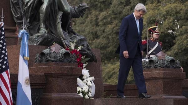 Sobre el imperialismo: el encuentro Macri-Kerry