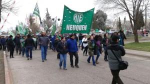 Neuquén: los dirigentes de ATE fueron consecuentes con su historia