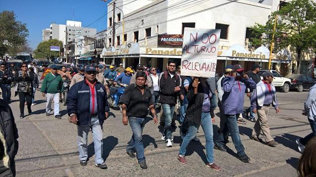 La lucha en El Tabacal: un puñal en el corazón de la burguesía