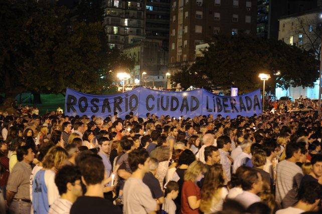 Rosario, Santa Fé: la inseguridad es responsabilidad de los planes de la burguesía