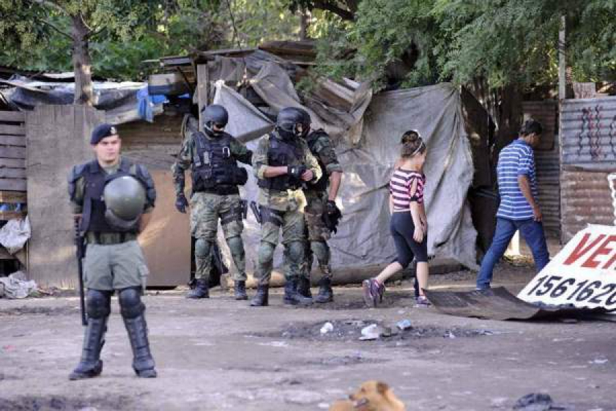 El Estado burgués no resolverá los problemas de inseguridad