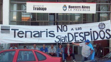Tenaris-SIAT, Valentín Alsina: elecciones con proscripción en la UOM Avellaneda