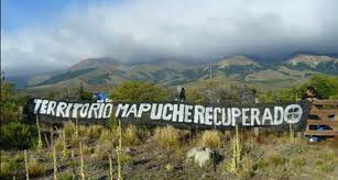 La lucha de la comunidad mapuche contra el saqueo