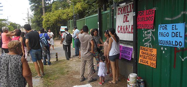 El conflicto de Canale-Lavallol en voz de sus trabajadores